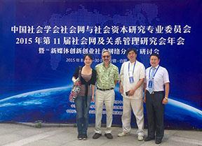 George Barnett in China