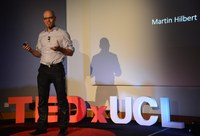 Dr. Hilbert at TEDxUCL